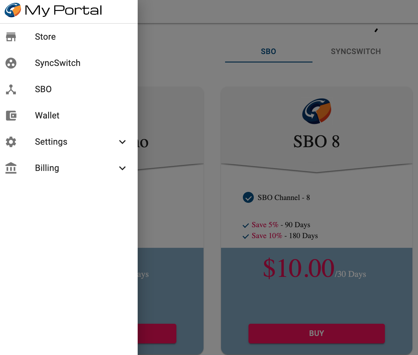 What is MyPortal