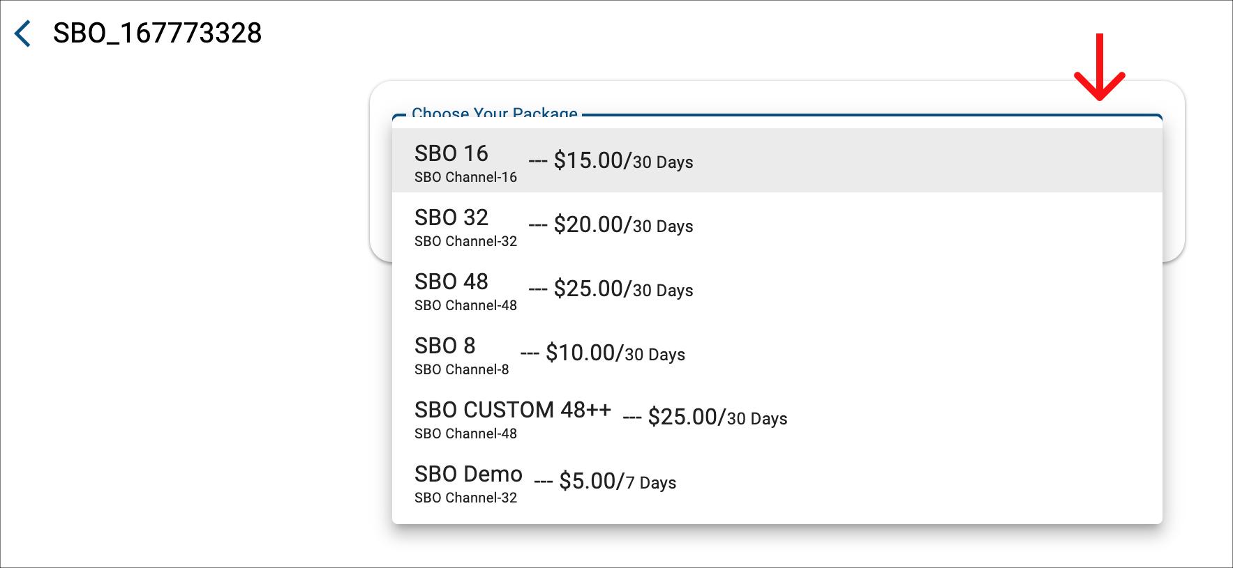 SBO Reactivation Process 6